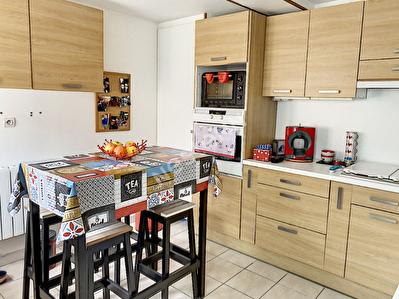 Maison Chateauneuf Sur Sarthe 5 pieces 80 m2