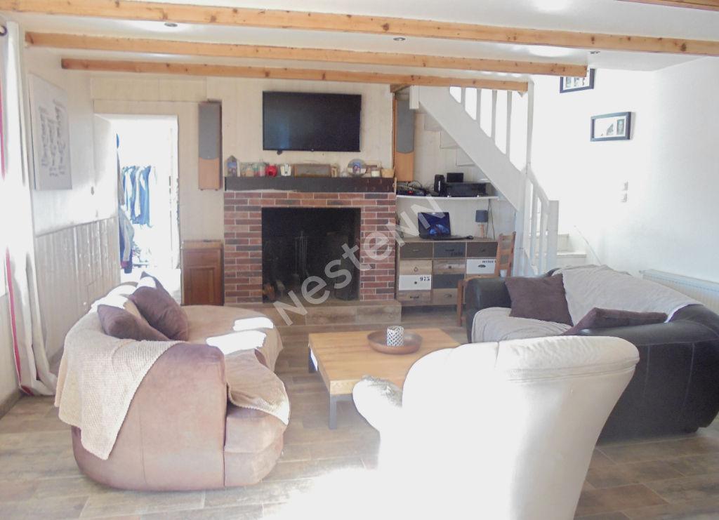 Maison en pierre  - Saint Pere 4 pièce(s) - vie de plain pied -  garage