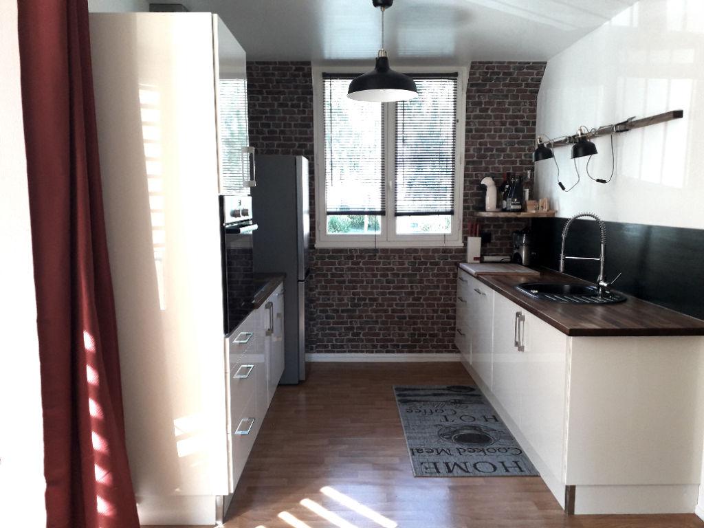 Appartement Saint Malo 3 pièce(s), cave
