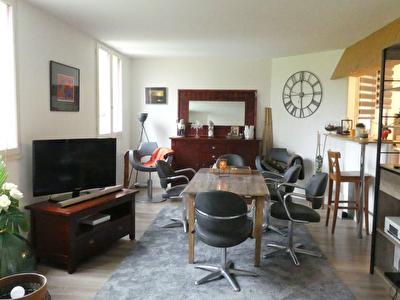 Appartement Saint Malo 4 pieces - 77m2 - loggias- cave