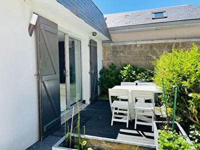 Appartement Saint Malo - ROCHEBONNE - terrasse privative - proche mer
