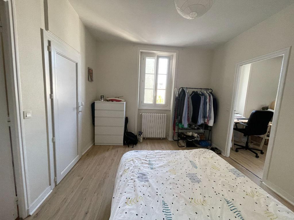 Appartement Saint Malo - Saint Servan - INVESTISSEUR - proche commerces et plage - 2 pièce(s)