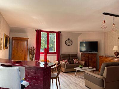 Appartement Saint Malo 3 pieces 68m2 garage et cave