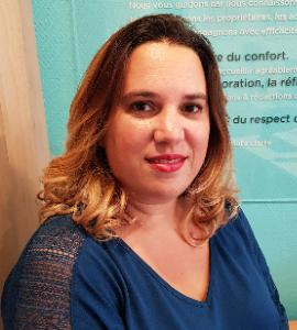 Sophie DO CARMO - Chargée de Location à Montigny Le Bretonneux