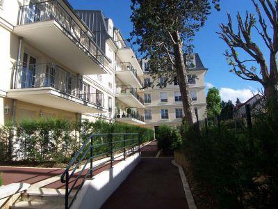 Appartement ST CYR L ECOLE - 2 pieces - 38,60 m2