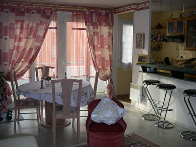 Appartement ELANCOURT - 2 pieces - 52 m2