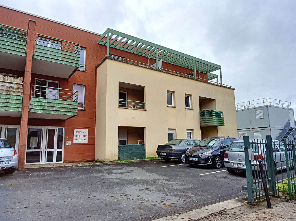 Vente : appartement T1 Loué à BOIS D ARCY