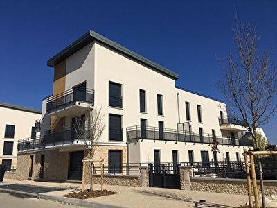Bois d'arcy -Appartement  3 pieces 59.20 m2