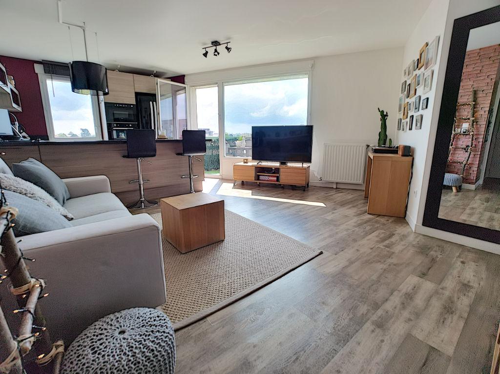 Appartement  3 pièce(s) basse consommation énergétique, dernier étage