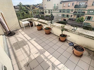 SAINT CYR L ECOLE : appartement 4 pieces en location