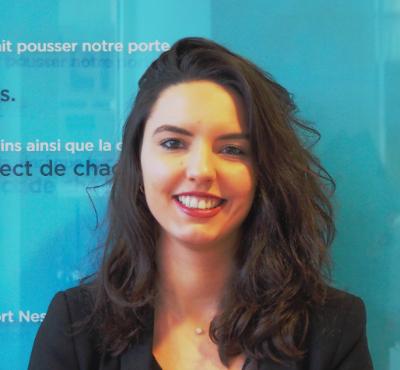 Victoria Delporte - Négociatrice à St Cloud