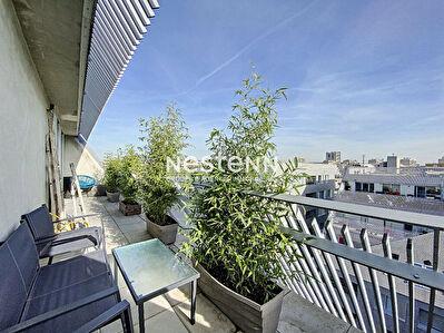 Appartement Boulogne Billancourt 5 pieces 96.6 m2