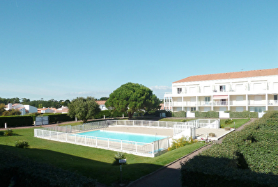 Appartement 2 Pieces Le Chateau d'Olonne