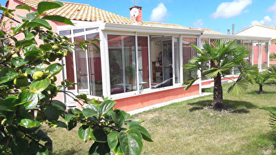 Maison Olonne Sur Mer 3 Chambres veranda jardin garage