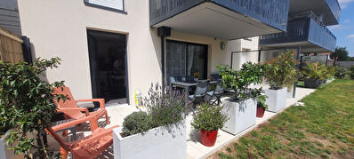 Appartement Les Sables d'Olonne 63.35 m2 2 chambres garage cave terrasse