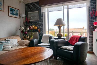 Appartement Les Sables d'Olonne 4 pieces 87.70 m2 proche arago et plage