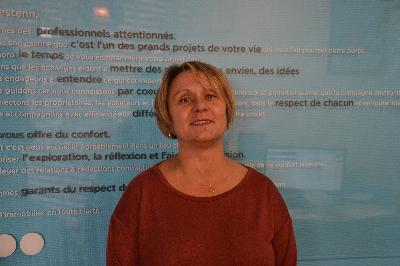 Francoise PALHIER - Responsable d'agence à Yssingeaux