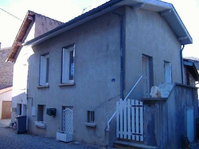 MAISON DE VILLE AUREC SUR LOIRE - 3 pieces - 60 m2