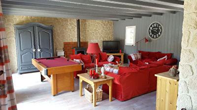 Maison Monistrol Sur Loire 7 pieces 185 m2