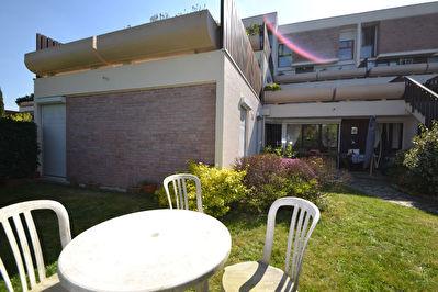 Appartement a st Barthelemy d'Anjou de + de 100m2 avec jardin