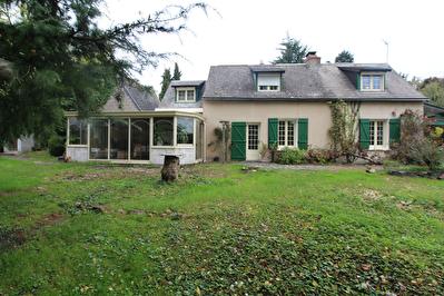 Maison  a 15 minutes Est d'Angers sur la commune de Corne avec 3 chambres