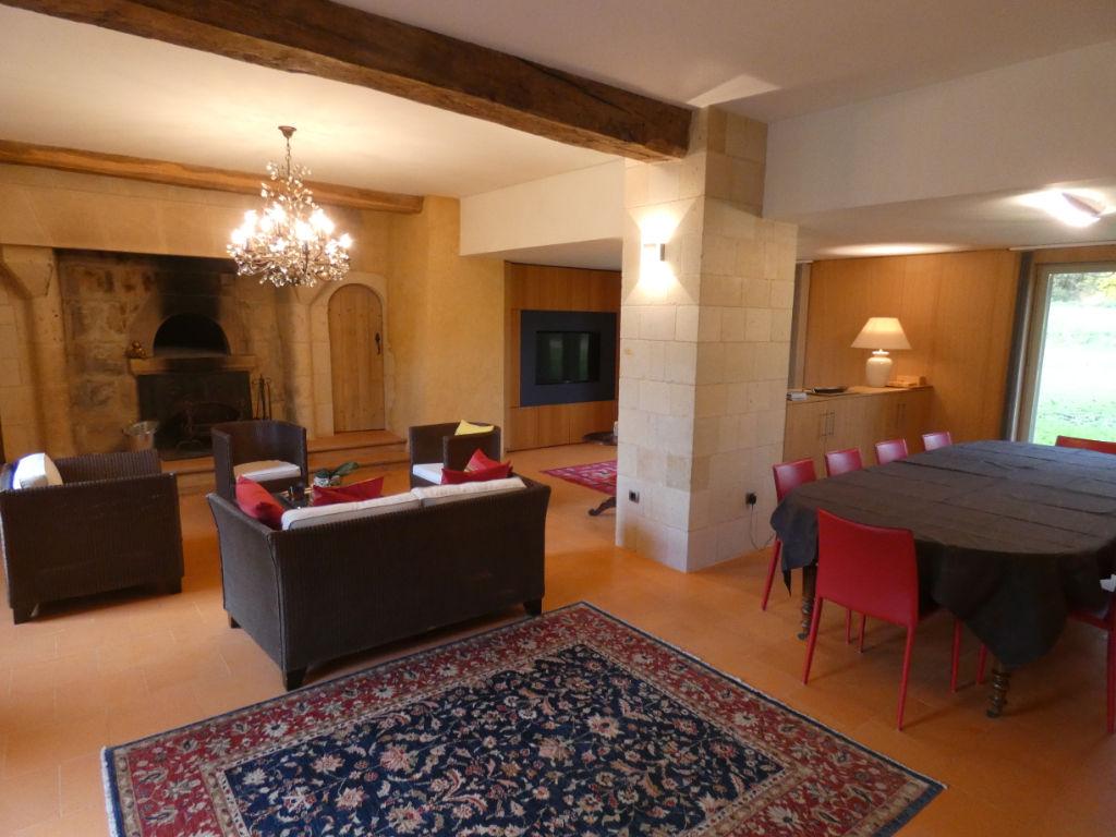 vente maison de luxe 49350 gennes val de loire