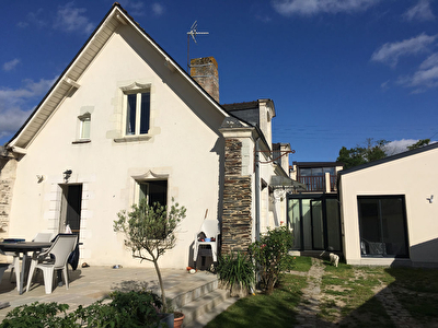 Maison a seulement 17 minutes d'Angers dans une commune dynamique