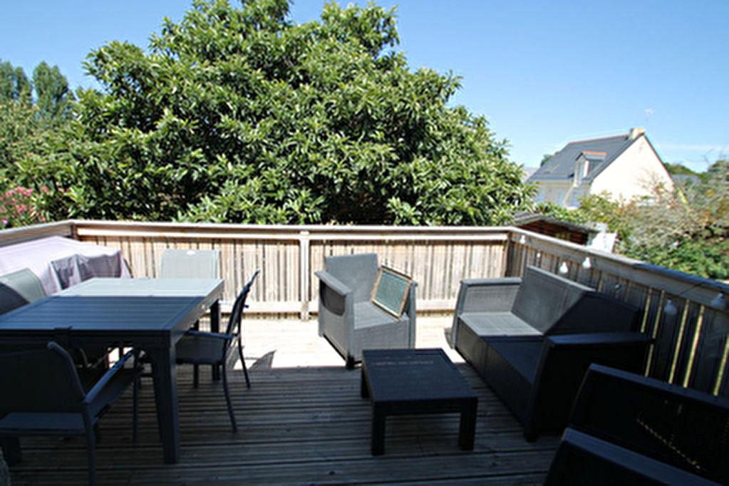MAISON 49124 Bourg Le Plessis Grammoire - 4 chambres garage jardin