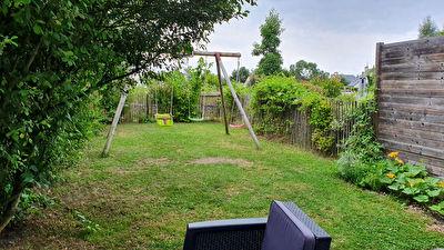 Maison 83 m2, jardin, garage a Saint Sylvain d'Anjou