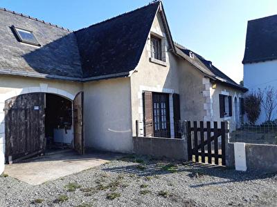 Maison a renover en campagne du Plessis grammoire