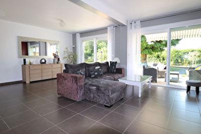 MAISON BRAIN SUR L AUTHION, Grande piece de vie, 4 chambres, bureau, garage double, jardin