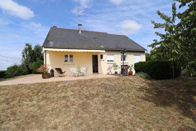 Maison en campagne de Corne 146 m2 hab, 3 chambres, jardin 2125 m2 !