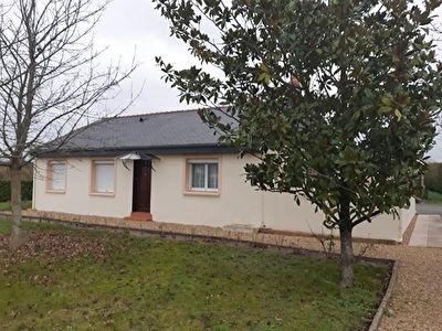 Corne Maison de plain-pied ,3 chambres avec 4220 m2 de terrain