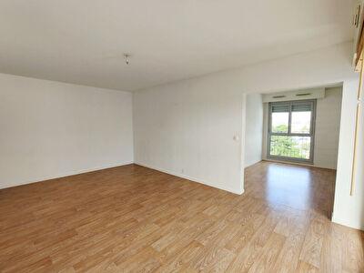 Appartement T4 de 76 m2 Angers proche Chevrollier
