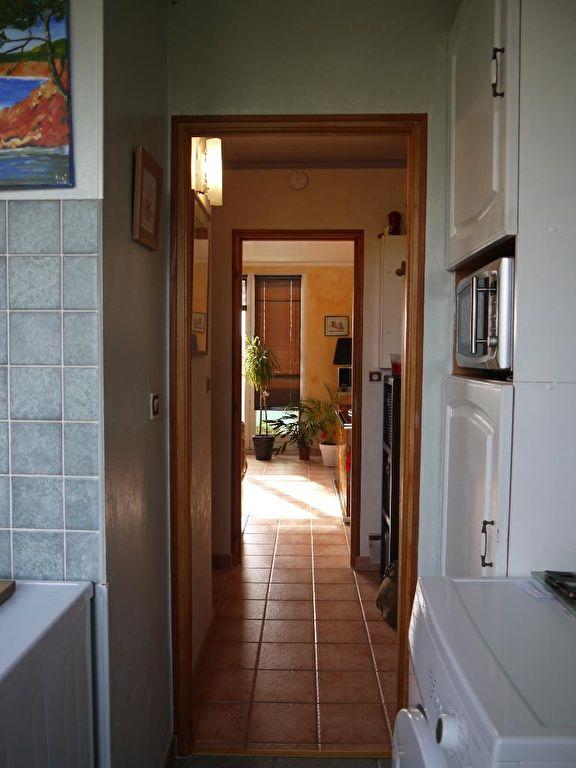 Appartement 3 pièces (2 chambres) sur les hauts côteaux...