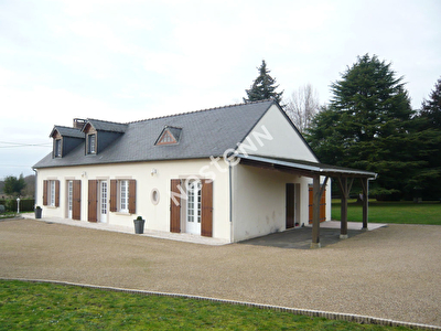 Agreable maison a Ecommoy
