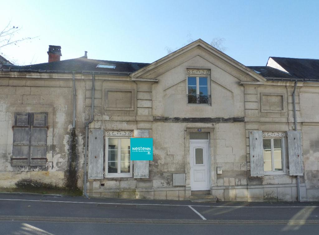 Maison centre ville de Château-du-Loir (72500)
