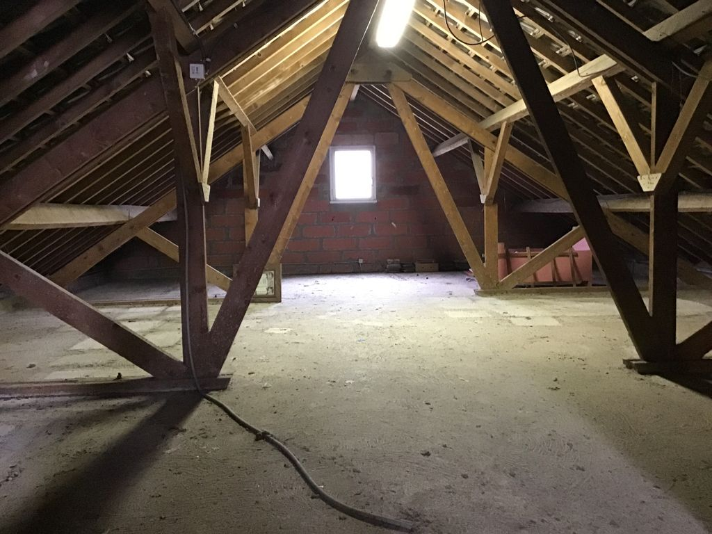 Maison située à la campagne 4 chambres à Marçon (72340)
