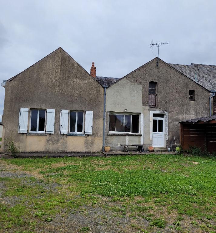 Maison de village à Pruillé L'Éguillé (72150)