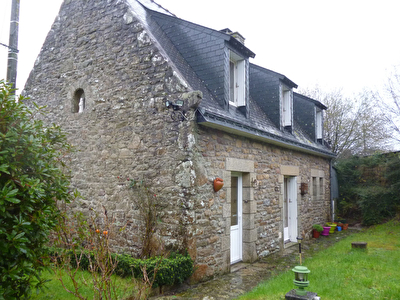 Plumergat Maison en pierres
