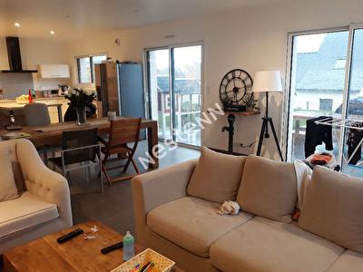 Maison Auray 5 pieces 124.67 m2