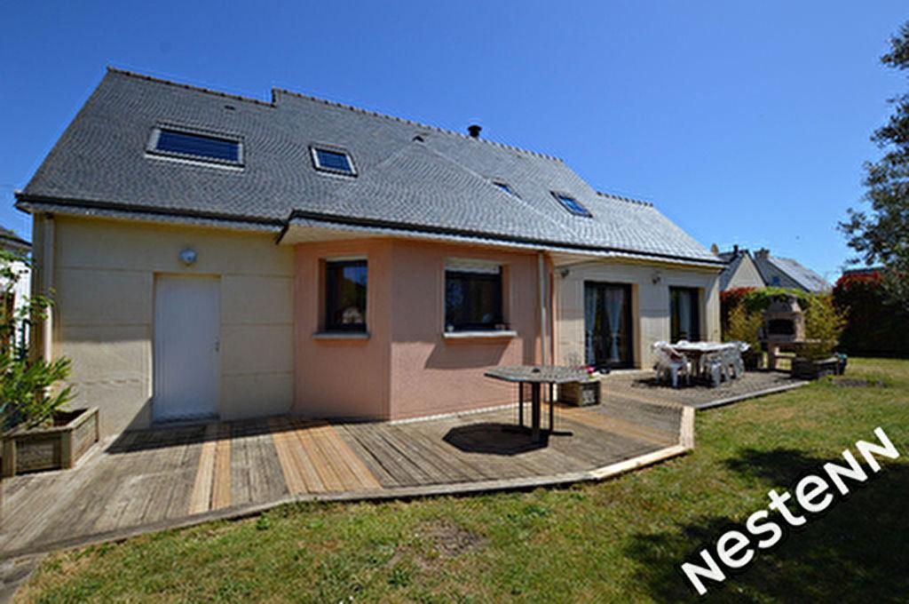 Maison recente a vendre a Meriadec en Plumergat