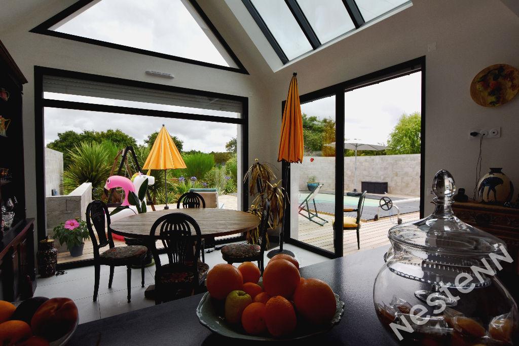 vente maison de luxe 56400 ploemel