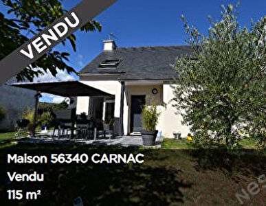 CARNAC - Maison familiale