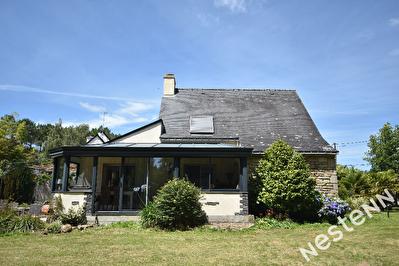 Maison proche d'Auray, sur terrain de 3350 m2