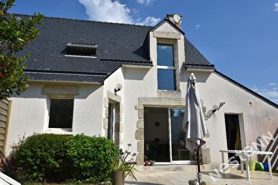 Maison dans le vieux bourg de Plouharnel