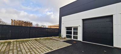 Local commercial Auray 100 m2