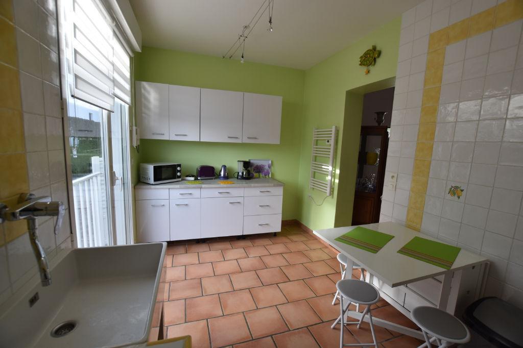 Maison familiale en centre ville de Quiberon à 200 m de la grande plage.