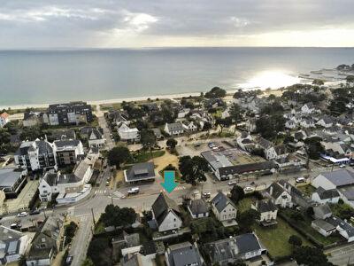 Grand appartement 100 m2 au coeur de Carnac Plage, proche plage et commerces