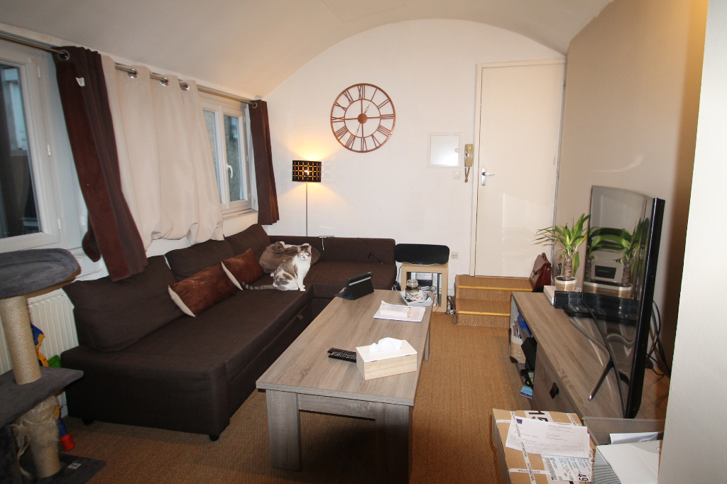 Appartement Type 2 En Duplex Angers Coeur De Doutre Petite